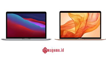 Perbedaan MacBook Air dan Pro